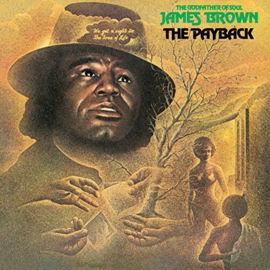 James Brown - The Payback 4LP