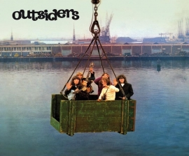 Outsiders - Outsiders 2LP