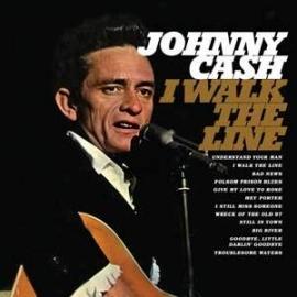 Johnny Cash I Walk The Line 180g LP (Translucent Gold Vinyl)
