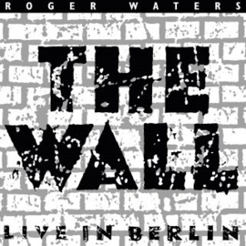 Roger Waters The Wall Live In Berlin 2LP - Clear Vinyl-