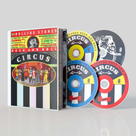 The Rolling Stones Rolling Stones Rock And Roll Circus 2CD + DVD + Blu-ray
