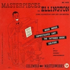 Duke Ellington - Masterpieces HQ LP.