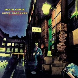 David Bowie Rise And Fall Of Ziggy Stardust LP 2016 Remasterd