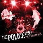 Police Live Vol.2: Atlanta 1983  Red Vinyl