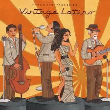 Vintage Latino LP