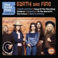 Earth & Fire The First Five Oevre Box 6CD