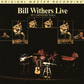 Bill Withers Live At Carnegie Hall l Numbered Limited Edition 45rpm 180g 2LP