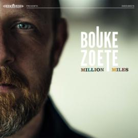 Bouke Zoete Million Miles LP + CD