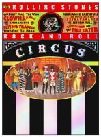 The Rolling Stones Rolling Stones Rock And Roll Circus DVD