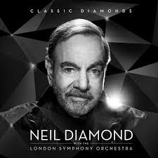Neil Diamond Classic Diamonds With The London Symphony Orchestra 2LP