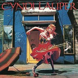 Cindi Lauper She`s So Unusual LP