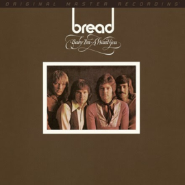 Bread Baby I'm-A Want You Numbered Limited Edition Hybrid Stereo SACD