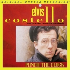 Elvis Costello & The Attractions - Punch The Clock HQ LP