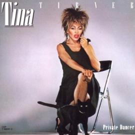 Tina Turner Private Dancer LP