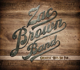 Zac Brown Band Greatest Hits 2LP + CD