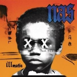 Nas Illmatic XX LP