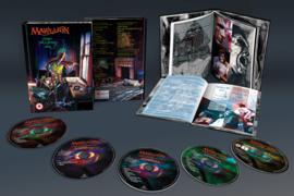 Marillion Script For A Jesters Tear 4CD + Blu-Ray