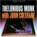 Thelonious Monk - With John Coltrane LP