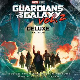 Marvel Guardians of the Galaxy Vol. 2 Soundtrack 2LP