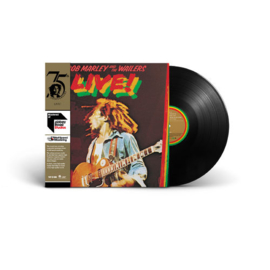 Bob Marley and The Wailers Live!: Limited Edition Half-Speed Master 2LP