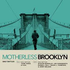 Ost Motherless Brooklyn LP