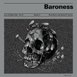 Baroness Live at Maida Vaile BBC Vol II 2LP - Splatter Vinyl-