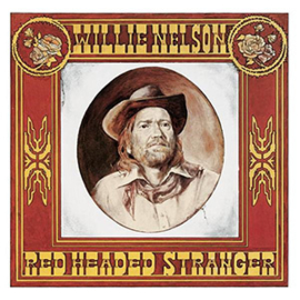 Willie Nelson Red Headed Stranger Numbered Limited Edition 180g LP