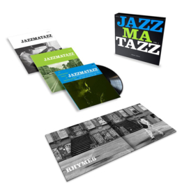 Guru Jazzmatazz 3LP  -25th Anniversary  Edition-