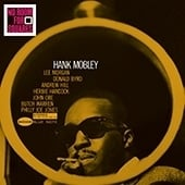 Hank Mobley No Room For Squares LP - Blue Note 75 Years -