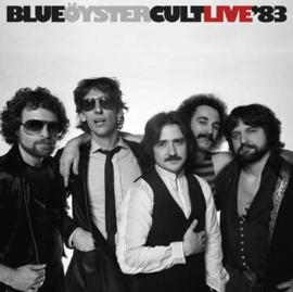 Blue Oyster Cult Live 83 2LP