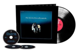 Doors Soft Parade LP + 3CD