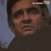 Johnny Cash - Hello i`m Johnny Cash LP