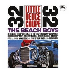 The Beach Boys - Little Deuce Coupe HQ LP -Mono-