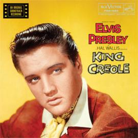 Elvis Presley King Creole 180g LP (Translucent Red Vinyl)