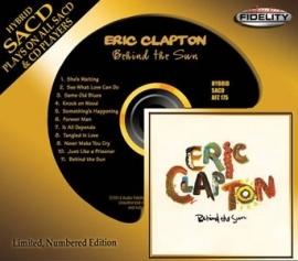 Eric Clapton - Behind The Sun SACD