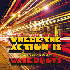 Waterboys Where The Action Is LP