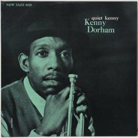 Kenny Dorham Quiet Kenny LP