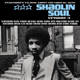 Shaolin Soul Episode 3 2LP
