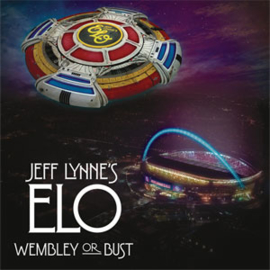 Jeff Lynne's ELO Wembley Or Bust 3LP