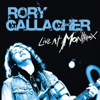 Gallagher, Rory Live At Montreux 2LP + CD