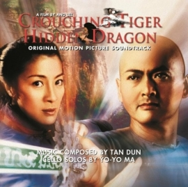 ORIGINAL SOUNDTRACK CROUCHING TIGER, HIDDEN DRAGON LP