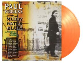 Paul Rodgers  Muddy Water Blues 2LP - Orange Vinyl-