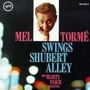 Mel Torme - Swings Shubert Alley LP