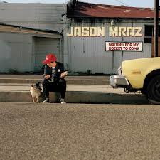 Jason Mraz Waiting For My Rocket To Come 2LP