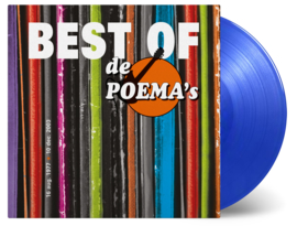 Poema's Best Of LP - Blauw Vinyl-