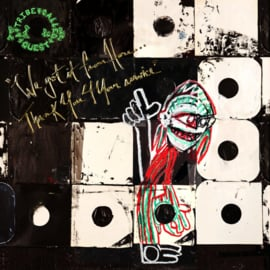 A Tribe Called Quest We Got It From Here Thank You 4 Your Service 2LP