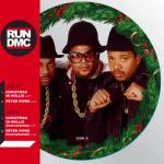 Run Dmc Christmas in Hollis 12″ vinyl Picture Disc