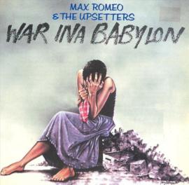 Max Romeo & The Upsetters War In Babylon LP