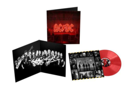 Ac/Dc Power Up LP - Red Vinyl-