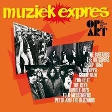 Muziek Express Op Art– The Complete Single Collection! 2LP -Ltd-